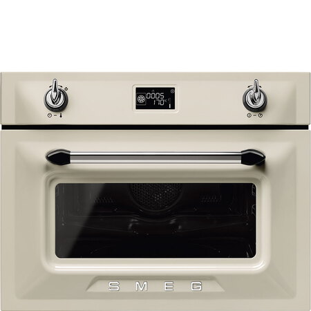 Smeg Micro-ondes encastrable SF4920MCP1