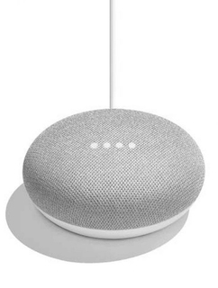 Google Google Home Mini Gris - Smart Speaker Assistent