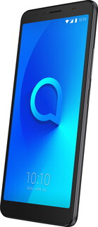 Alcatel 3c Metallic Black