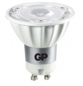 GP Lighting 3.3W GU10 A Spaarlamp