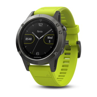 Fenix 5S Yellow