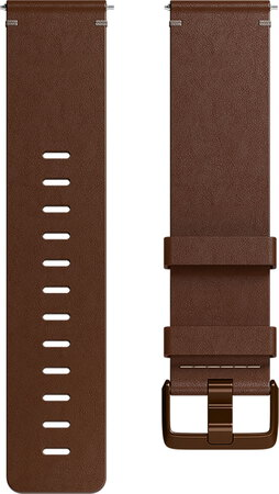 Fitbit Versa Leather Band Cognac (S)
