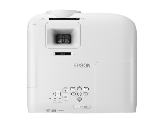 Epson Projecteur Video EH-TW5400 + Compatible 3D