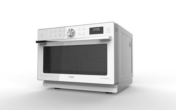 Whirlpool Micro-ondes MWP339SW Supreme Chef