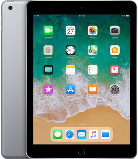 "Apple iPad (2018) 9,7"" 128 GB Wi-Fi Spacegrijs"