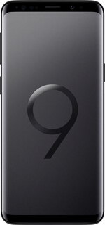 Samsung Galaxy S9 Midnight Black - 256 Go