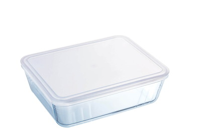 Pyrex Plat à four Cook & Freeze - 0,8L