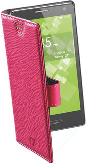 "Cellular Line Bookcover Uni - 4,8"" - Rose"