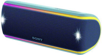 Sony SRS-XB31 Speaker Bluetooth - Blue