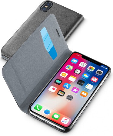 Cellular Line Book Essential voor iPhone X