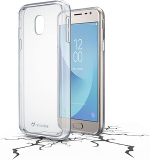 Cellular Line Clear Duo pour Galaxy J3 (2017)