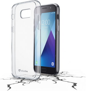 Cellular Line Clear Duo voor Galaxy A3 (2017)