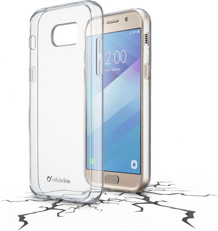 Cellular Line Clear Duo voor Galaxy A5 (2017)