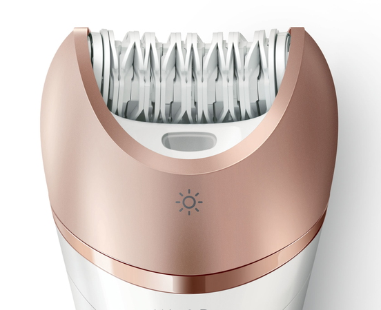 Philips Epilateur Satinelle Prestige Wet & Dry BRP586/00