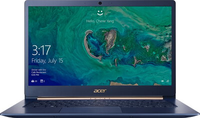 Acer Swift 5 SF514-52T-5867 Donkerblauw