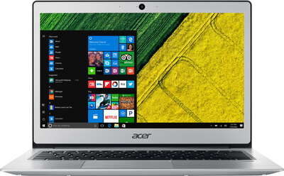 Acer Swift 1 SF113-31-C8Y2 Zilver