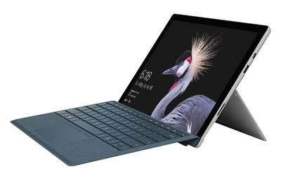 Surface Pro Core i7 256 GB Zilver