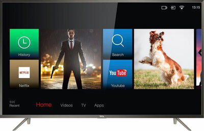 "TV U60P6026 - 60"" Smart 4K Ultra HD"