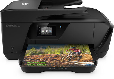 HP Imprimante grand format OfficeJet 7510