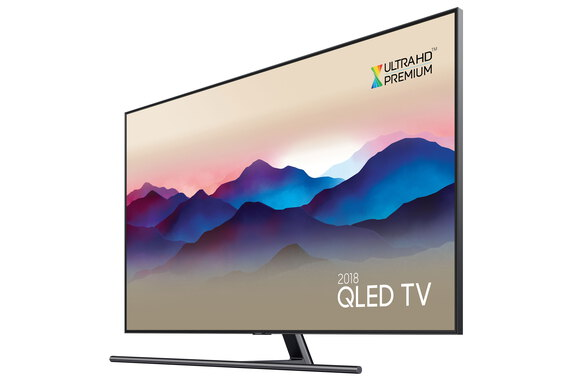 samsung tv qe55q9fn 2018 55 pouces qled smart ambient mode 4k uhd tv kr fel les. Black Bedroom Furniture Sets. Home Design Ideas