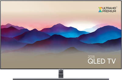 "TV QE55Q7FN (2018) - 55"" QLED Smart Ambient Mode 4K UHD TV"