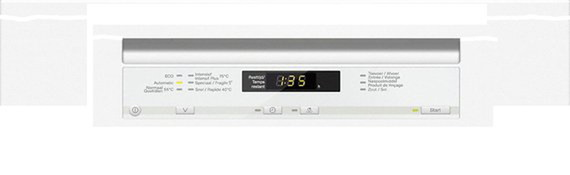 Miele Lave-vaisselle G 6000 BW JUBILEE