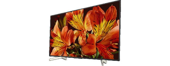 Sony TV KD-55XF8599 - 55 inch 4K HDR LED TV