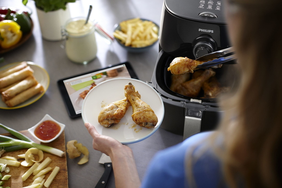 Philips Airfryer Viva Collection HD9721/10