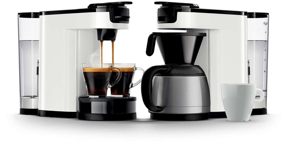 Philips Koffiemachine Senseo Switch HD6592/00