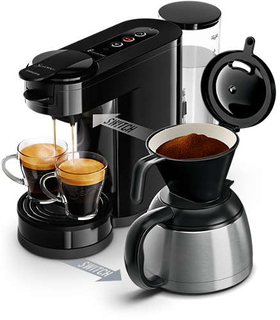 Philips Koffiemachine Senseo Switch HD6592/60