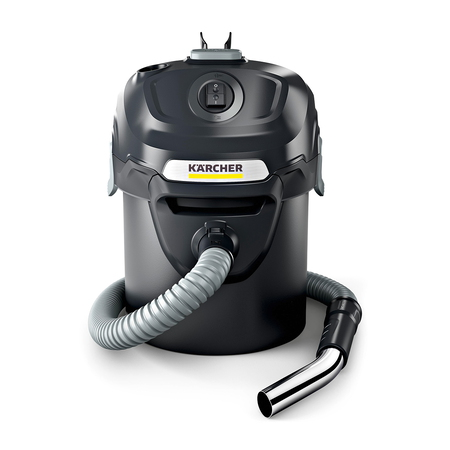 Kärcher Aspirateur Avale-tout AD2 AS/CENDRES