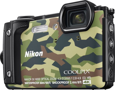 Coolpix W300 Camouflage