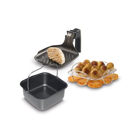 Fritel Friteuse sans huile SnackTastic 5804
