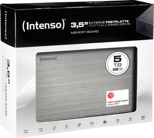 Intenso Memory Board - 5 To