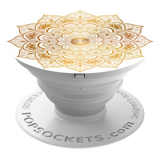 Popsocket Support/Poignée Golden Silence