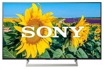 "Sony TV KD-49XF8096 - 49"" 4K LED TV"