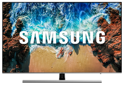 "Samsung TV UE75NU8000 (2018) - 75"" PREMIUM UHD Smart 4K UHD TV"