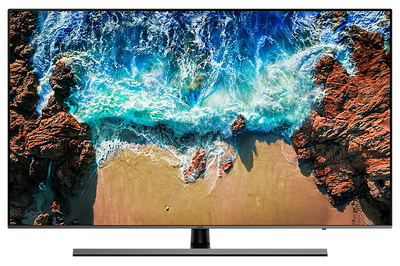 "Samsung TV UE49NU8040 (2018) - 49"" PREMIUM UHD Smart 4K UHD TV"