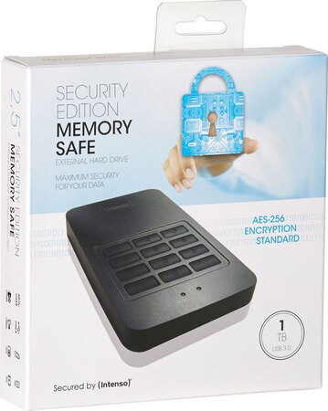 Intenso Memory Safe USB 3.0 - 1 To