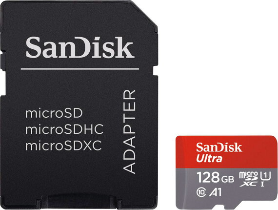 Sandisk Ultra® micro SDXC UHS-I Android™ - 128 Go