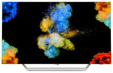 Philips TV 55POS9002/12 - 55 inch 4K Ultra HD OLED TV - Ambilight