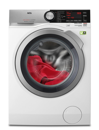 AEG Wasmachine L9FEC96S SoftWater