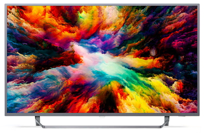 "Philips TV 50PUS7303/12 - 50"" 4K Ultra HD - Ambilight"