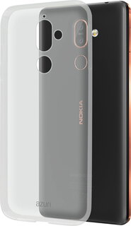 Azuri Backcover voor Nokia 7 Plus