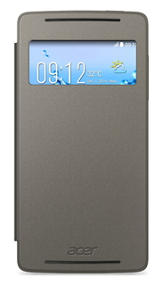 Viewcover pour Liquid Z500 - Gris