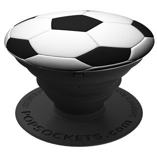 Popsocket Grip Stand Soccer Ball