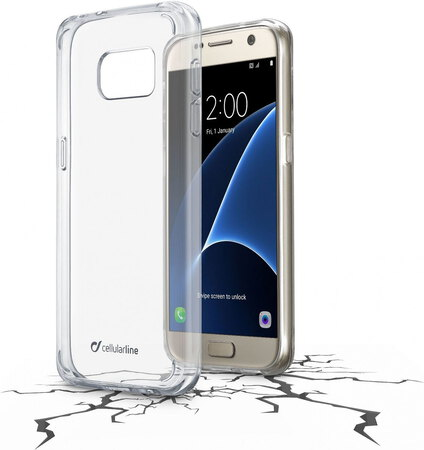 Cellular Line Clear Duo pour Galaxy S7