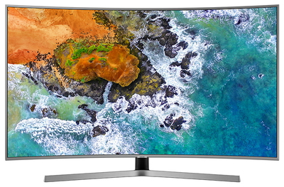 "Samsung TV UE49NU7640 (2018) - 49"" UHD Curved Smart 4K UHD TV"