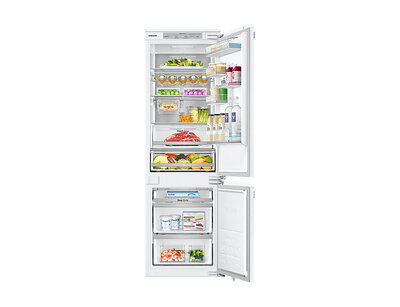 Samsung combi frigo congélateur encastrable BRB260187WW/EF CoolSelect Plus