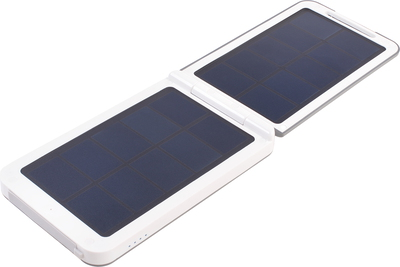 Lava 2 Solar Charger - 6.000 mAh - AM120